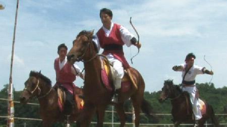 강한 나라를 꿈꾸다! 조선의 마상무예