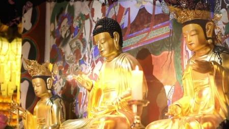 불교가 남긴 위대한 유산 2부 : 찬란한 문화의 중심, 불교