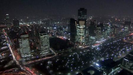잠들지 않는 도시