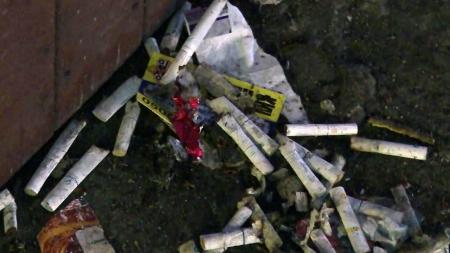 치명적인 위험, 담배와 꽁초