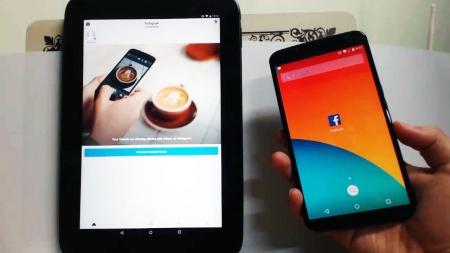 스마트 기기끼리 '앱 공유' 기술 개발