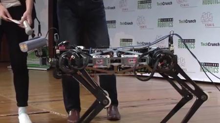 자연에서 '영감'을…생체모방 로봇