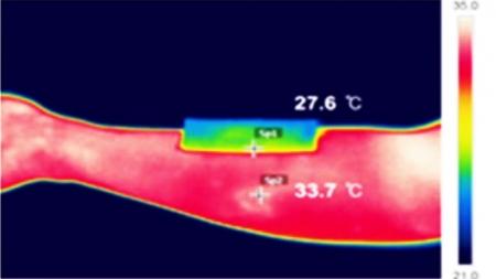 체온으로 기기 작동…새 열전 소자 개발