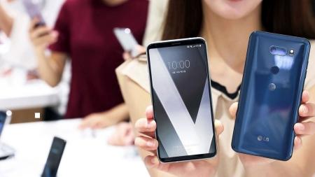 LG전자, 전략스마트폰 V30 오늘 국내 출시