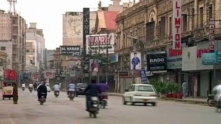 파키스탄도 초미세먼지 WHO 기준 33배