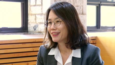 """[주목! 10인의 젊은 과학자] """"한국서 과학 발전·후학양성 힘쓰고 싶다""""… 박소정 이화여대 교수"""
