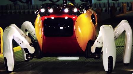 [연구소마이크] 평창올림픽 성화봉송에 수중로봇 등장? 바다속 누비는 '크랩스터'