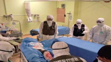 원안위, 평창올림픽 방사능 테러 대비 훈련
