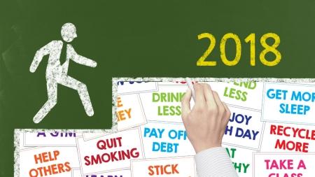 올해 신년 계획도 '흔들'…작심삼일 극복하는 방법은?