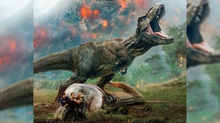 공룡과 인간의 공존은 가능한가…영화 '쥬라기 월드: 폴른 킹덤'