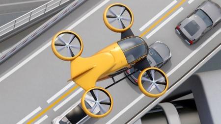 하늘을 날아라 '플라잉 카' 개발 열전!