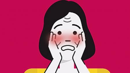 """""""갱년기 안면홍조는 뇌 특정 신경세포의 흥분 때문"""""""