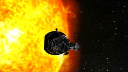 인류 최초 태양 탐사선 내일 '태양속으로' 대장정 올라