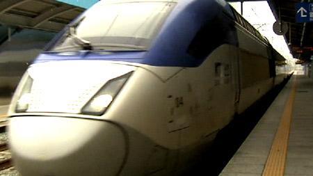 300km 쾌속 질주…호남고속철도