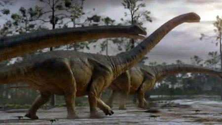 공룡시대 - 1부. 75톤의 강자 (New Giants)