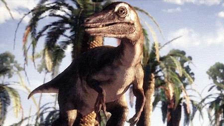 공룡시대 - 3부. 기묘한 포식자 (Alien World)
