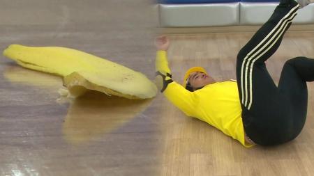 [엉뚱한 질문 유쾌한 상상] 바나나 껍질을 밟으면 미끄러지는 이유는?