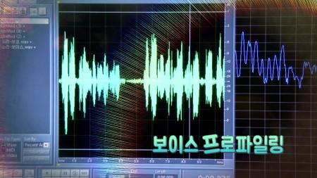 목소리의 비밀, 보이스 프로파일링