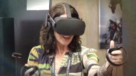 인생을 바꿀 미래 기술 VR