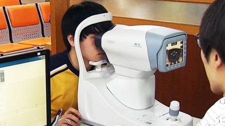 눈빛을 읽는 과학, 안구 인식 기술