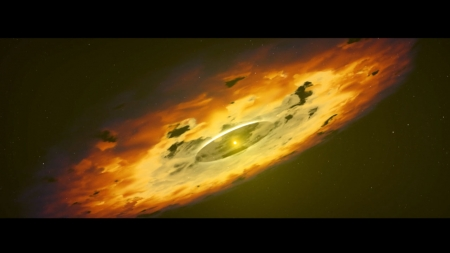 다큐 컬렉션 우주 3회 행성의 기원 - 거대 가스 행성