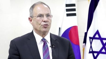 함께 만드는 미래 대한민국 - 하임 호셴 주한 이스라엘 대사