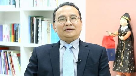 함께 만드는 미래 대한민국 - 신종호 한국장애인문화예술원 이사장
