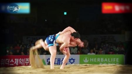천하장사 만만세~ 우리나라 전통 민속놀이이자 스포츠, 씨름
