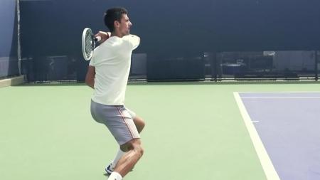 네트 위로 주고받는 열정, 테니스